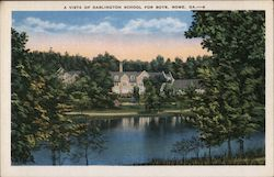 A Vista of Darlington School for Boys