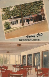 Valley Cafe Postcard