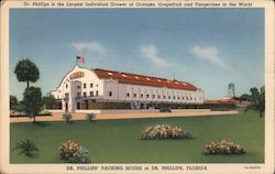 Dr. Phillips Packing House Postcard