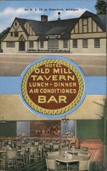 Hotel Old Mill Tavern Bar