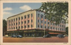 The Hart Hotel Postcard