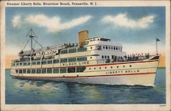 Steamer Liberty Belle, Riverview Beach