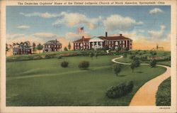 Oesterlen Orphans' Home, United Lutheran Church of North America