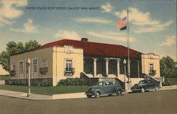 United States Port Office Postcard