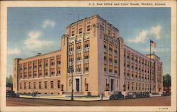 Wichita Kansas Vintage Postcards & Images