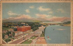 The Lake Placid - Marcy Hotel and Cottages