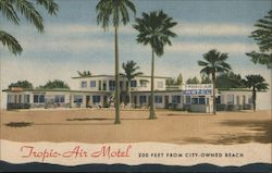 Tropic-Air Motel, 200 Feet from City-Owned Beach