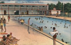 The City Park Pool