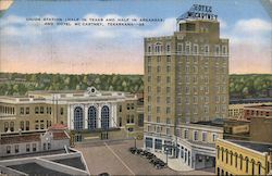 Union Station and Hotel McCartney