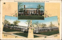 Texas Scottish Rite Crippled Children Hospital