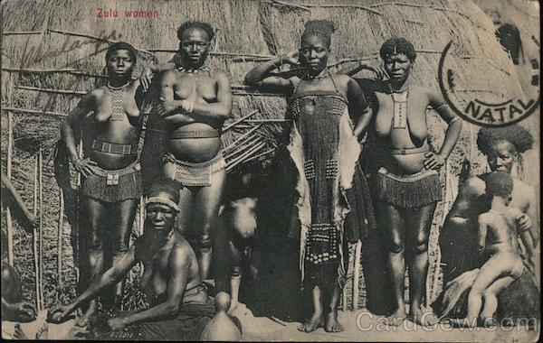 Zulu Women South Africa