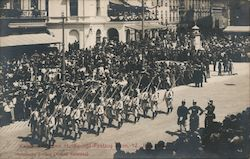 Kaiser Anniversary Homage Pageant Vienna , June 12, 1908