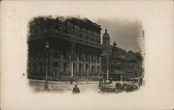 View of Stock Exchange, N.S.W. Postcard