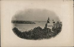 Rose Bay & Convent, N.S.W. Postcard