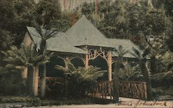 "Hut ""Fern Bower"", Hobart Postcard"
