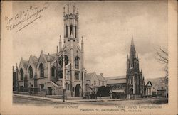 Chalmer`s Church Postcard