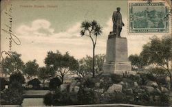 Franklin Square, Hobart Postcard