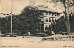 Colonial Bank, Georgetown
