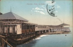 Chorrillos Baths Postcard