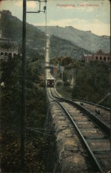 View of Peak Tramway