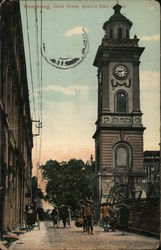 Hongkong, Clock Tower, Queen's road