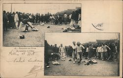 An Execution in China Postcard