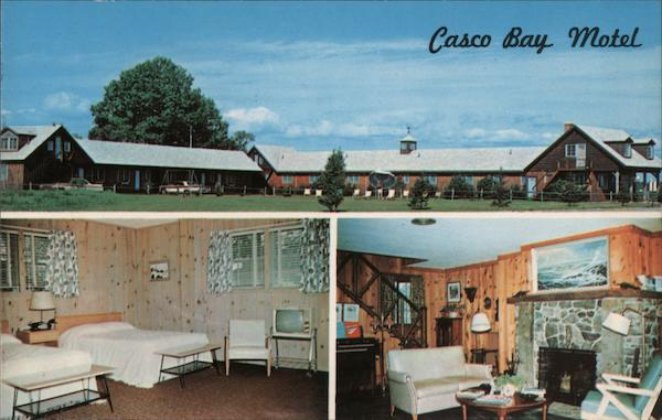 Casco Bay Motel Freeport Maine