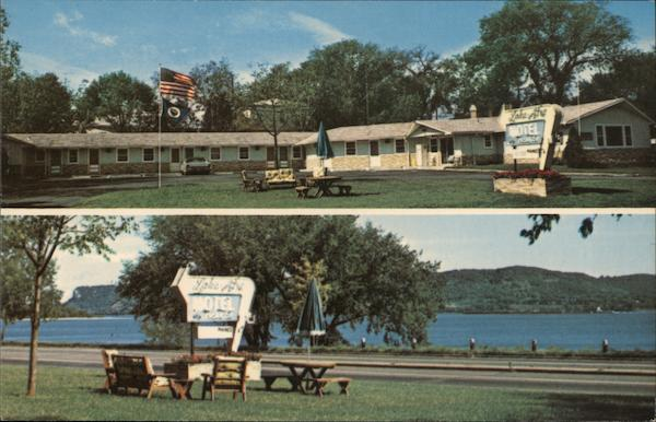 Lake Aire Motel Lake City Minnesota