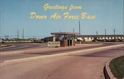 Main Gate - Dover Air Force Base