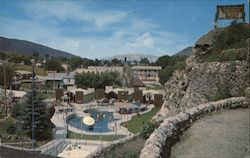 Hot Mineral Springs