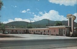 Highlander Motel Postcard