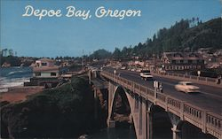 View of Depoe Bay