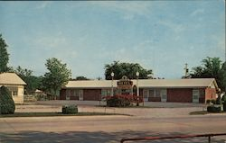 Schwinn Sunflower Motel Postcard