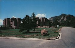 National Center for Atmospheric Research Postcard