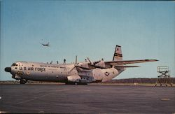 United States Air Force C-133 Cargo Master