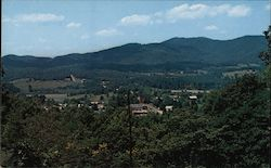 Panoramic View Looking North of Blairsville