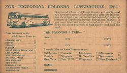 Greyhound Lines Trip Planning Guide