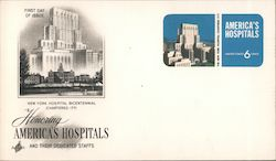 Honoring America's Hospitals and Their Dedicated Staffs