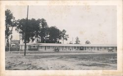 Monticello Motel Postcard