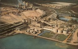 Phosphate Mining in Central Florida Postcard