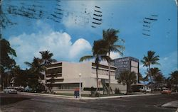 The Lake Worth Federal Savings and Loan Association Postcard