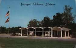 Georgia Welcome Station
