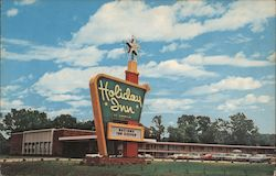 Holiday Inn Evansville South Postcard