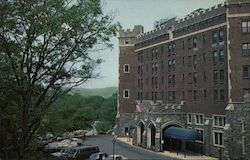 Hotel Thayer Postcard