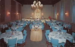 Crystal Dining Room, Cumberland Hotel