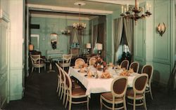 The Adams Dining Room - Pickwick Arms Hotel Postcard