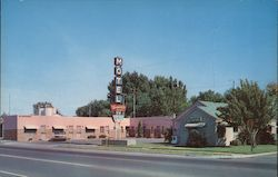 Bosworth Motel Postcard