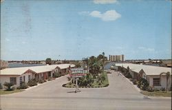 Treasure Island Motel Postcard