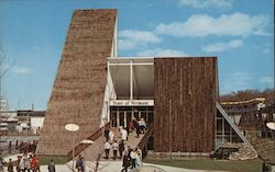 The Vermont Pavilion At Expo 67