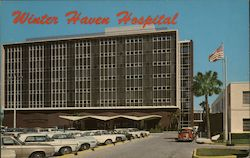 Winter Haven Hospital Postcard